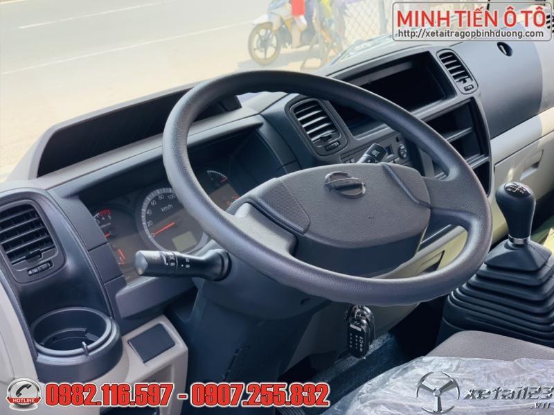 [ Trailer ] Xe Tải Nissan - Vinamotor - NS200 1.9 Tấn Thùng Kín Dài 4.3 Mét